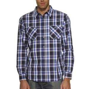 MENS WEATHERPROOF 1948 VINTAGE CLASSIC WOVEN SHIRT